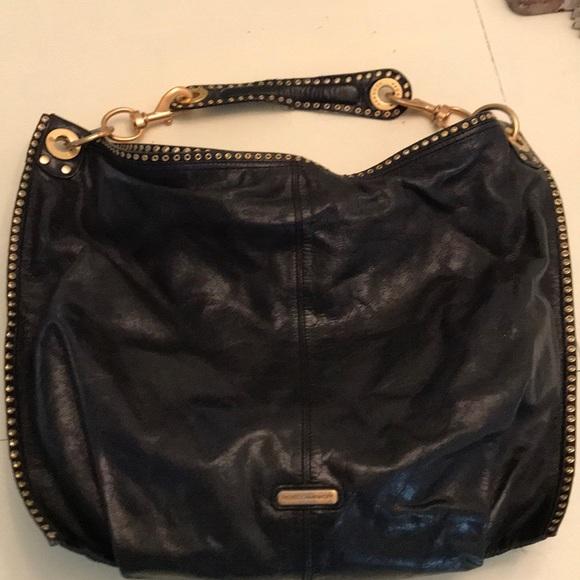 Rebecca Minkoff Handbags - Rebecca Minkoff Nikki hobo with gold rivet detail